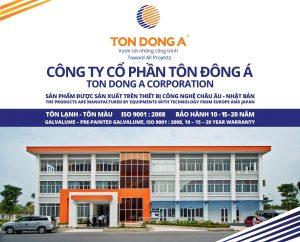 Cong Ty Co Phan Ton Dong A