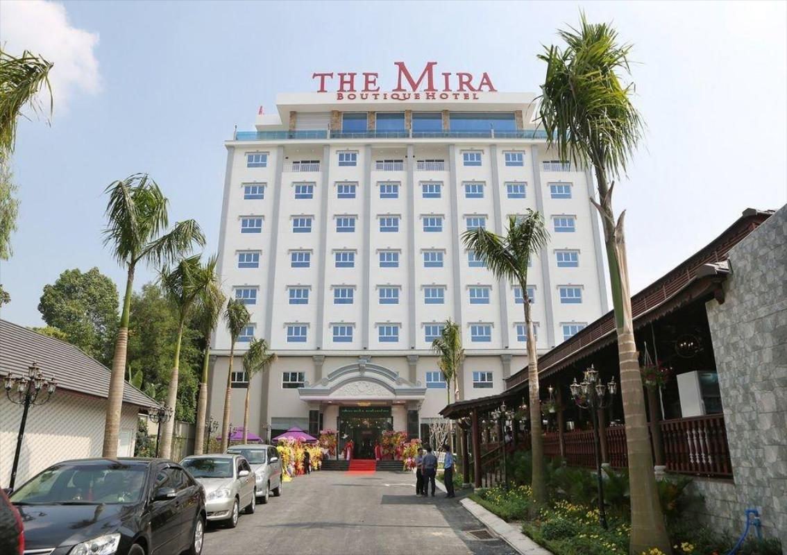 The Mira Boutique Hotel