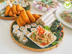 Nhà hàng chay Bình Dương