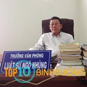 Luat Su Ngo Nhung